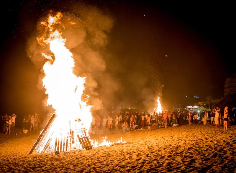 3 tradiciones de la verbena de San Juan