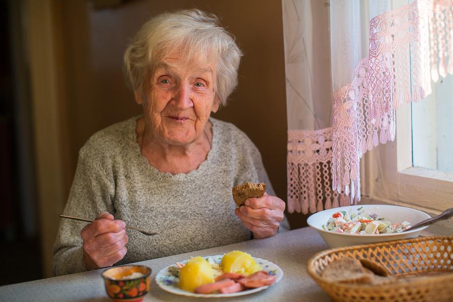 dieta adecuada para ancianos en Abrera