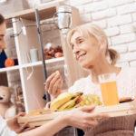 Dieta de otoño para personas de la tercera edad