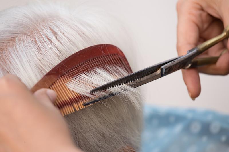 peluquería en residencias de Collbató