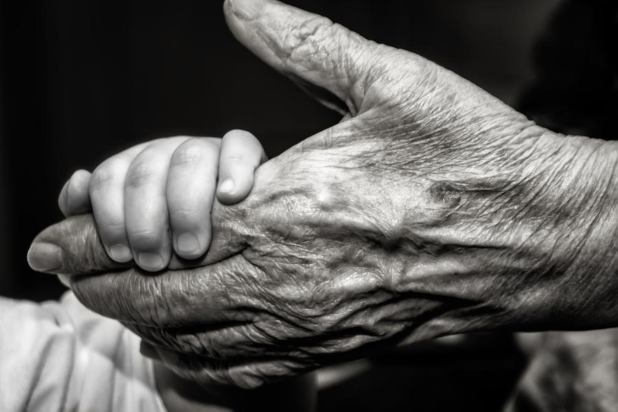 sociedad envejecida