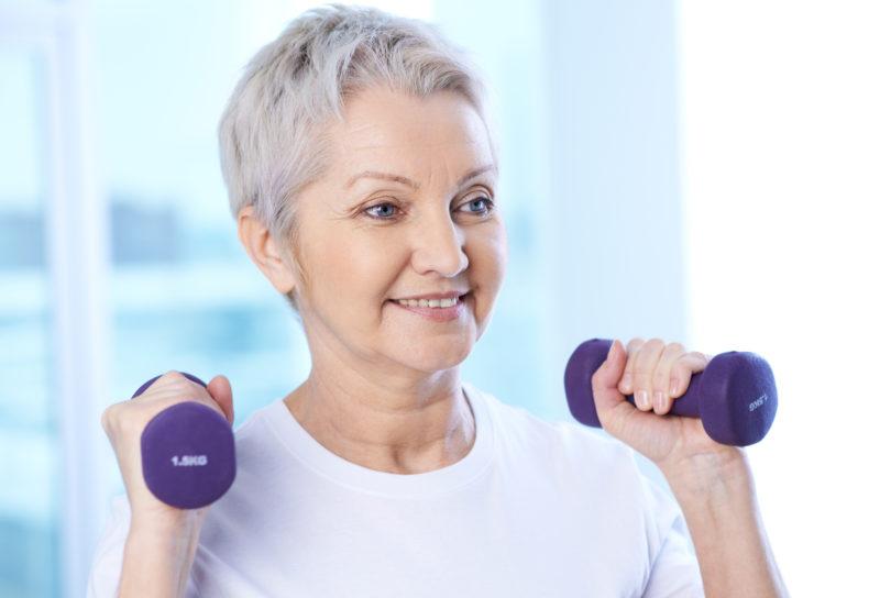 L'activitat física de la gent gran