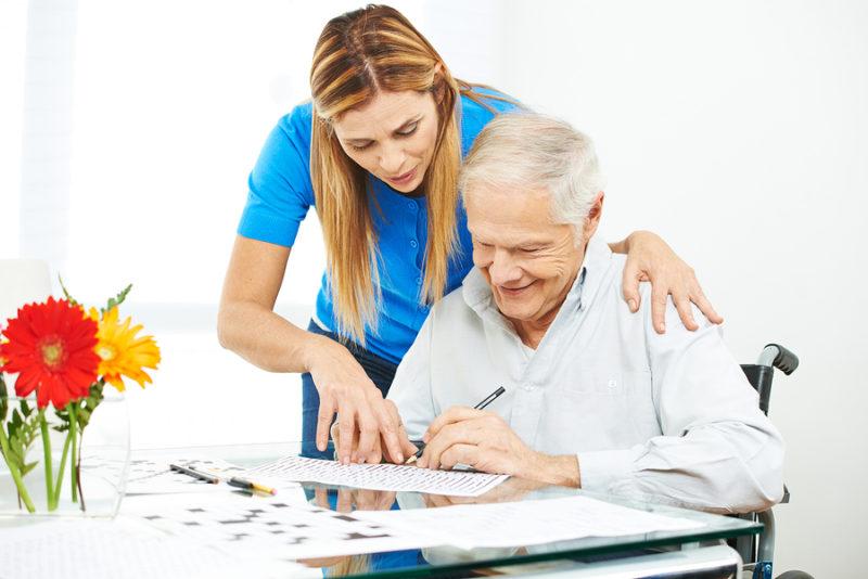 Entretenimientos en residencias de la tercera edad Entretenimientos en residencias