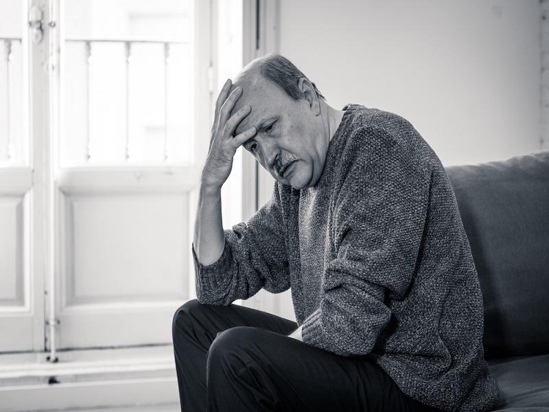 depresión en la Tercera Edad