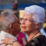 celebraciones en residencias de ancianos