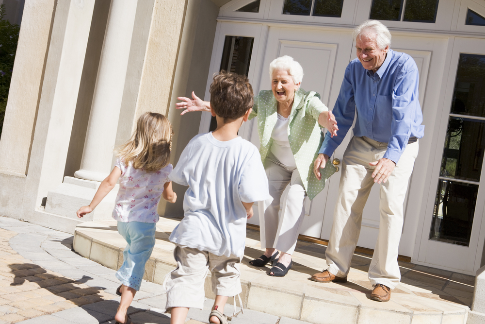 La importancia de la familia en la tercera edad