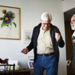 com estar en forma després dels 60 en una residència per a gent gran