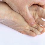 La cura dels peus és fonamental en els majors
