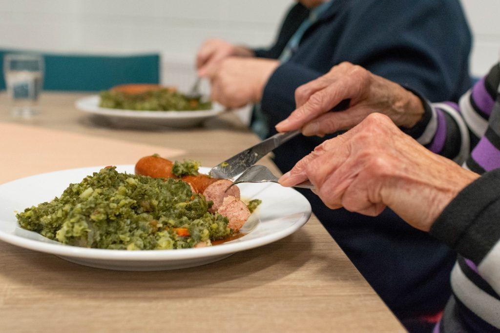 Falta de gana en gent gran