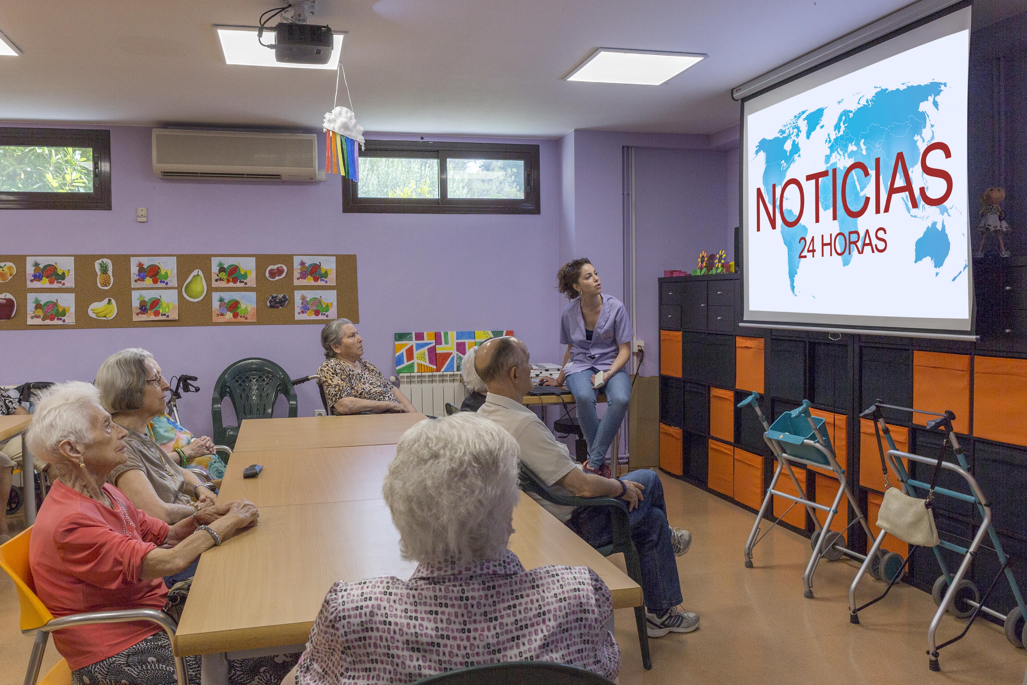 Avantatges dels centres de dia per a gent gran