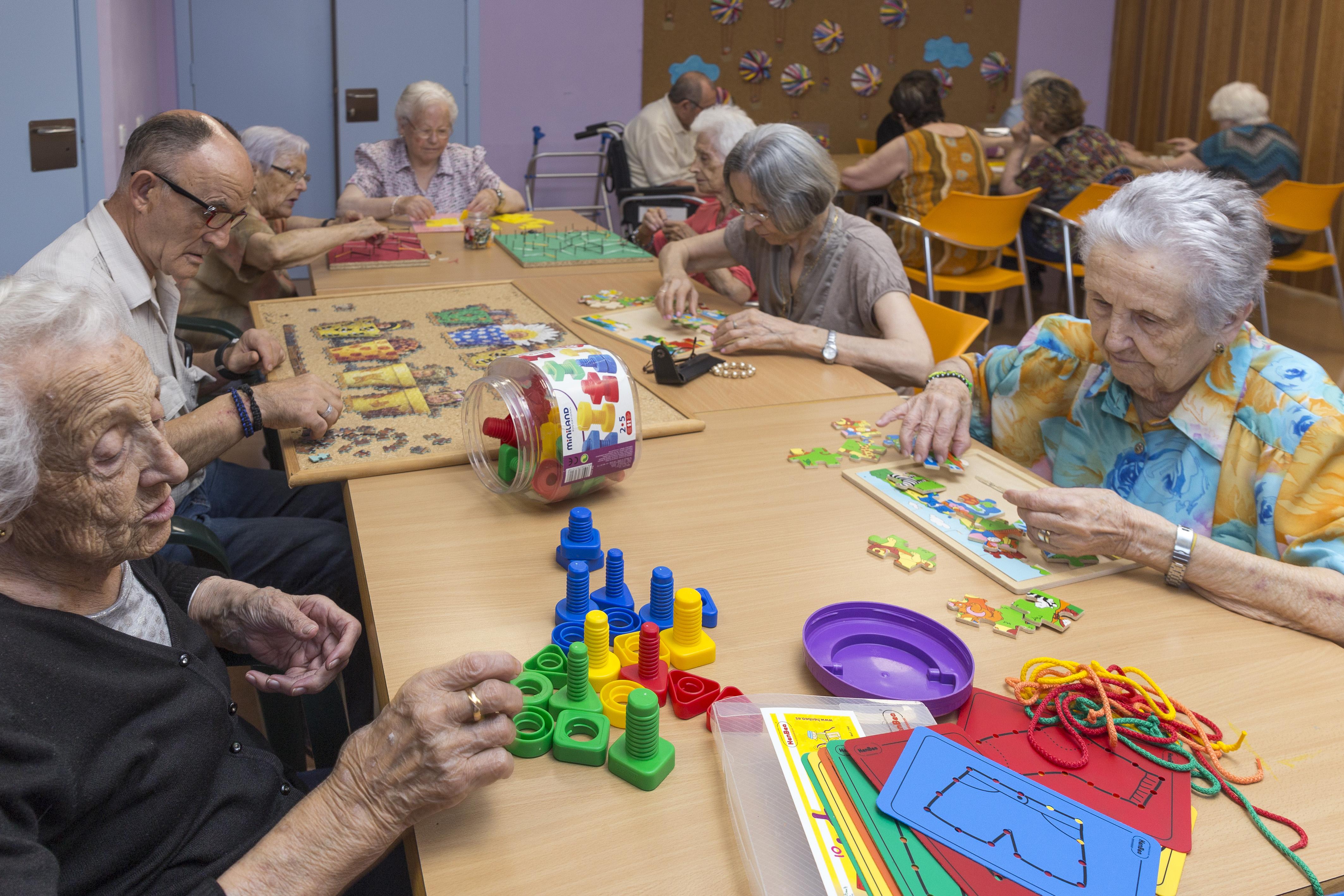 Ejercicios mentales para personas mayores