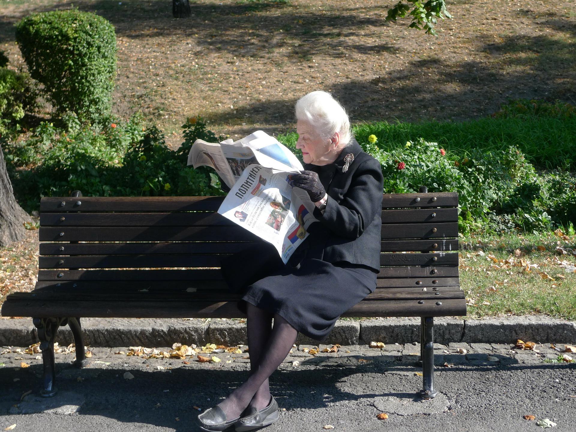 lectura a la tercera edat