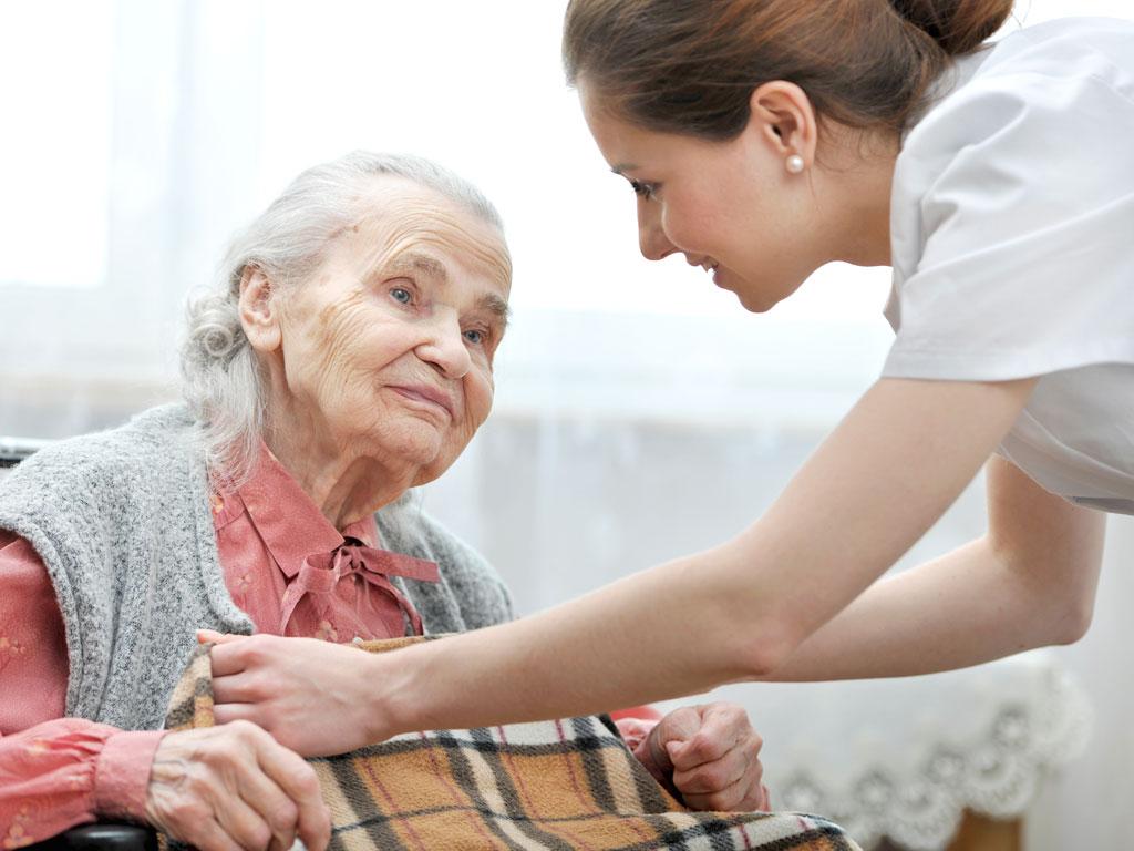 infermeria geriàtrica